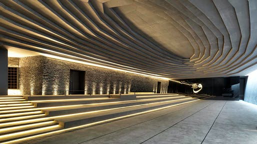 Sancaklar Mosque, Istanbul, Turkey by EAA-Emre Arolat Architecture © Cemal EmdenKericho Cathedral