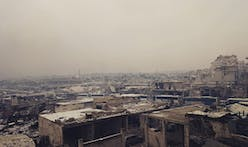 The last view from Aleppo...