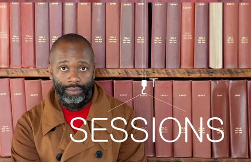 Theaster Gates, photo by Sara Pooley