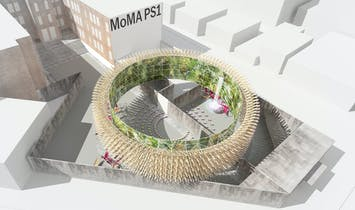 Pedro&Juana's immersive jungle setting selected for MoMA PS1's 2019 Young Architects Program exhibition