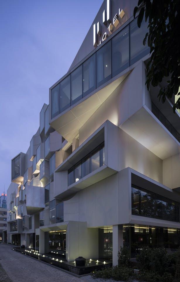Shenzhen Hui Hotel By YANG & Associates Group
