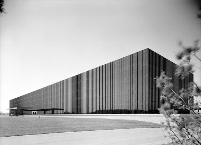 Bell Works in New Jersey by Eero Saarinen