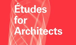 "Win a copy of Joseph Choma's ""Études for Architects"", a book of pedagogical design games for architects"