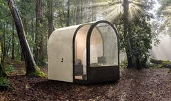 Denizen takes remote working to the next level with 3D-printed office pods