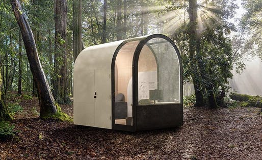 """The Denizen Archetype seeks to offer the """"perfect"""" remote work environment. All images: Denizen"""