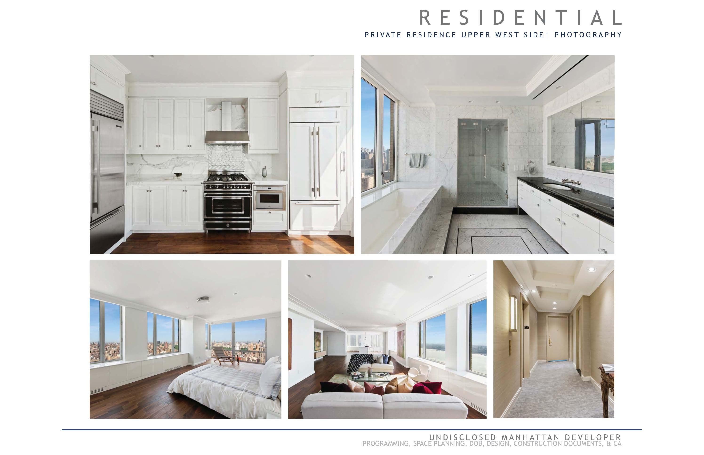 My Role: Senior Interior Designer/Project Manager Additional Credits: Whitehall  Interiors Valerie Boshoer Co Designer