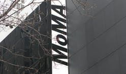 MoMA agrees to temporarily cover Philip Johnson's name with Black Reconstruction Collective artwork