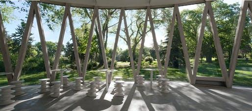 Borden Park Pavilion by gh3. Image: Raymond Chow.