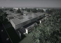 El volcan School