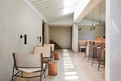 Honor Award, Restaurant: auburn (Los Angeles, California.) Designed by: ORA and Klein Agency. Photo: Nicole Franzen.