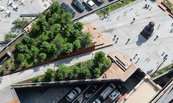 The High Line opens its newest and final section, the Spur