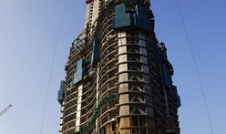 China's projected tallest building reduces height, now ranking 5th tallest