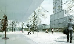 Office Jarrik Ouburg + laura alvarez architecture wins second-prize for Ås in Europan Norway