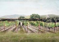Alma Rosa Vineyard Barn