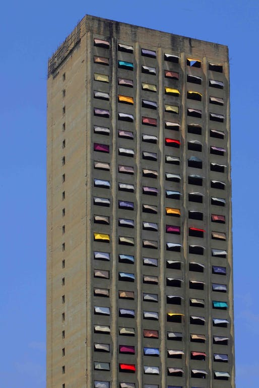 Burj El Murr installation by Jad El Khoury © Jad El Khoury