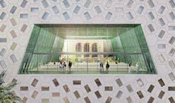 Construction on OMA's Audrey Irmas Pavilion kicks off in Los Angeles