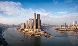 Moshe Safdie-designed Raffles City Chongqing​ now (partially) open