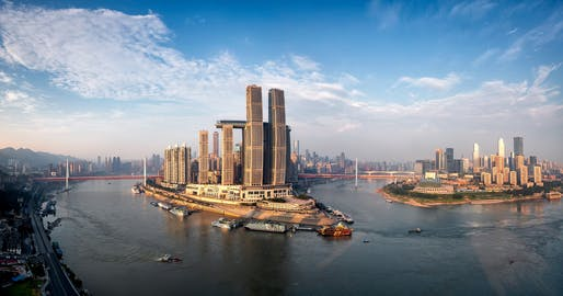 One of the fastest growing cities in China, Chongqing is also the world's largest city proper with a population of over 30 million. Image: CapitaLand/Facebook