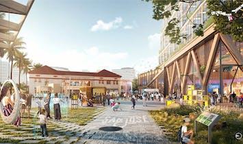 Google reveals more details for Downtown West San Jose project