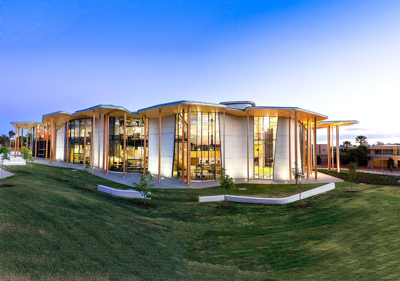 Architect Interior Design Showcase Abedian School Of Architecture By Crab Studio