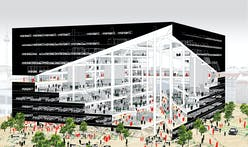 OMA's proposal for the new Axel Springer HQ in Berlin