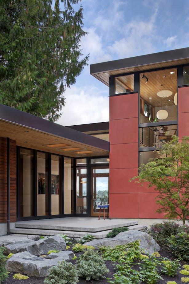 Arrow Point Residence exterior