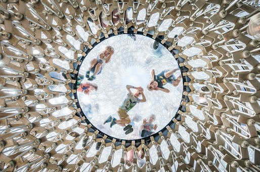 Buildings in Use — Project: The Hive at the Royal Botanic Gardens, Kew, UK by Wolfgang Buttress. Photographer: Omer Kanipak
