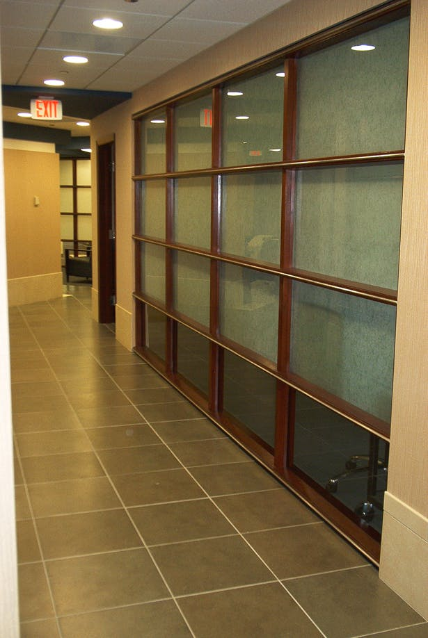 Corridor at Conference Rooms