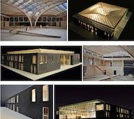 hangar under teck, integrated project - construction technology