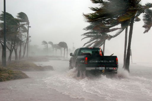 Coastal communities up and down the American East, West, and Gulf Coasts are especially threatened by rising sea levels and increasingly powerful storms. Photo: David Mark