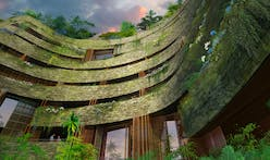 Phase one of Jean Nouvel's Ecuadorian residential complex is underway