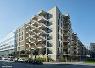 """Residential Complex LAENDYARD, Erdberger Lände 26 """"South"""""""