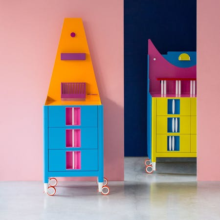 Nakano Twins, by Adam Nathaniel Furman