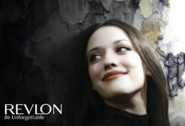 Revlon - Kat Dennings