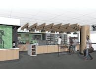 Uptown Espresso - SeaTac Airport