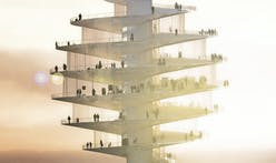 BIG Designs Sexy Observation Tower for Phoenix