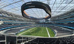 Tech company to create 'digital twin' of new SoFi Stadium
