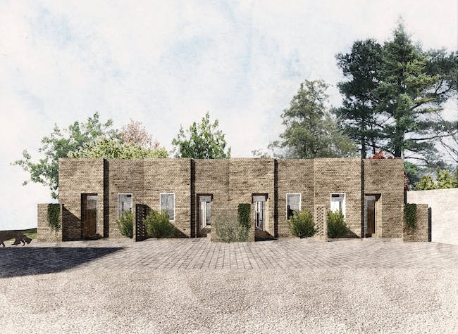 scheme for 196 Sydenham Road by LSI Architects
