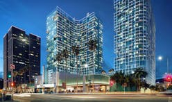 Lawsuit against contentious S-shaped towers designed by Natoma Architects in Los Angeles fails