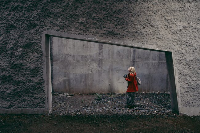 Future Voices 2014 finalist: Architecture in Limbo by Ben Tynegate.