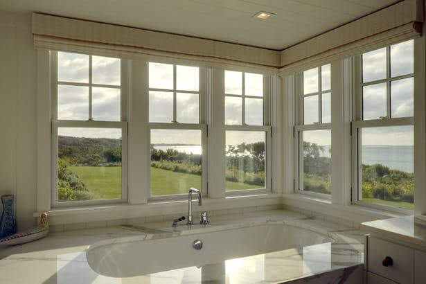 Wauwinet Ramble Master Bath. Photo: T.G. Olcott