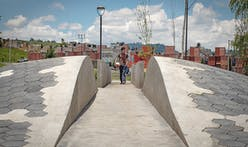 Francisco Pardo Arquitecto designs urban parks to revitalize neglected suburban neighborhoods in Mexico