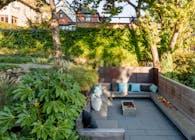 Laurelhurst Hillside Garden