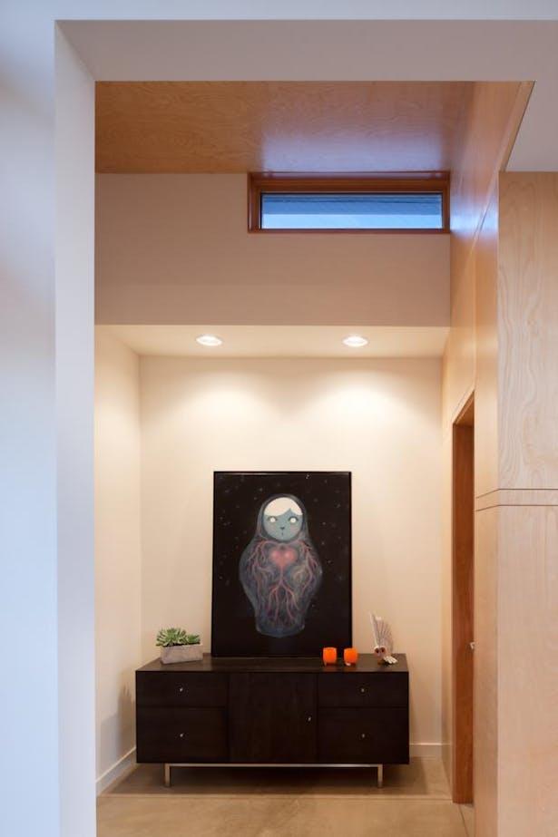 Olympia Prairie Home interior
