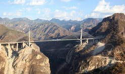 Mexico Inaugurates World's Tallest Suspension Bridge