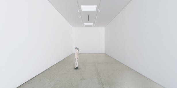 kayne griffin corcoran gallery - south gallery