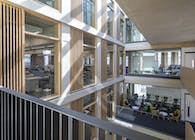 University of Cambridge Student Services Centre
