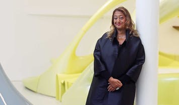 """The Financial Times calls Zaha an """"Unlikely 'pushover' who doesn't play safe"""""""