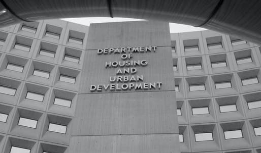 "View of the HUD headquarters in Washington, D.C.Image courtesy of Wikimedia user<a href=https://commons.wikimedia.org/wiki/File:USDHUD_headquarters.jpg""> dbking</a>"