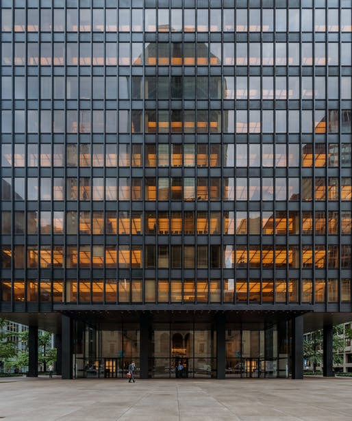 The Seagram Building, a landmark of midcentury Modernism, at 375 Park Avenue. Photo: Maciek Lulko/Flickr